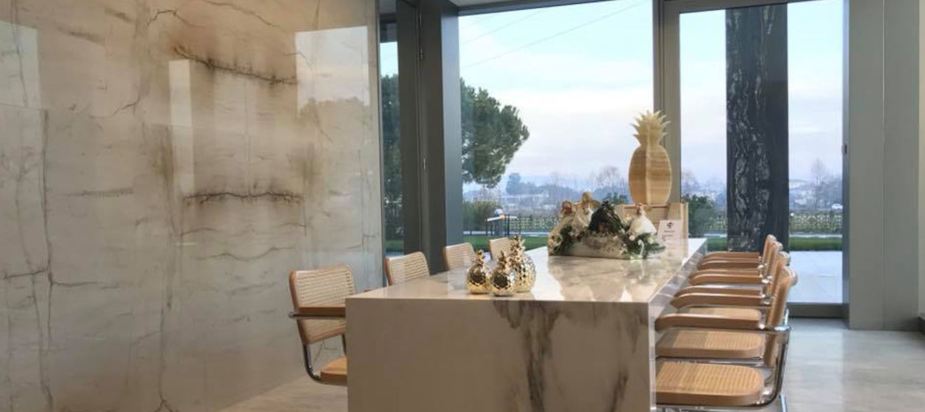Natural Stone Dining Table