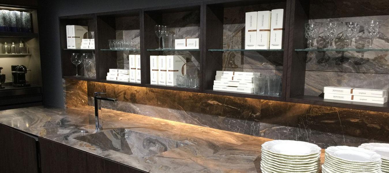 Natural Stone Bar