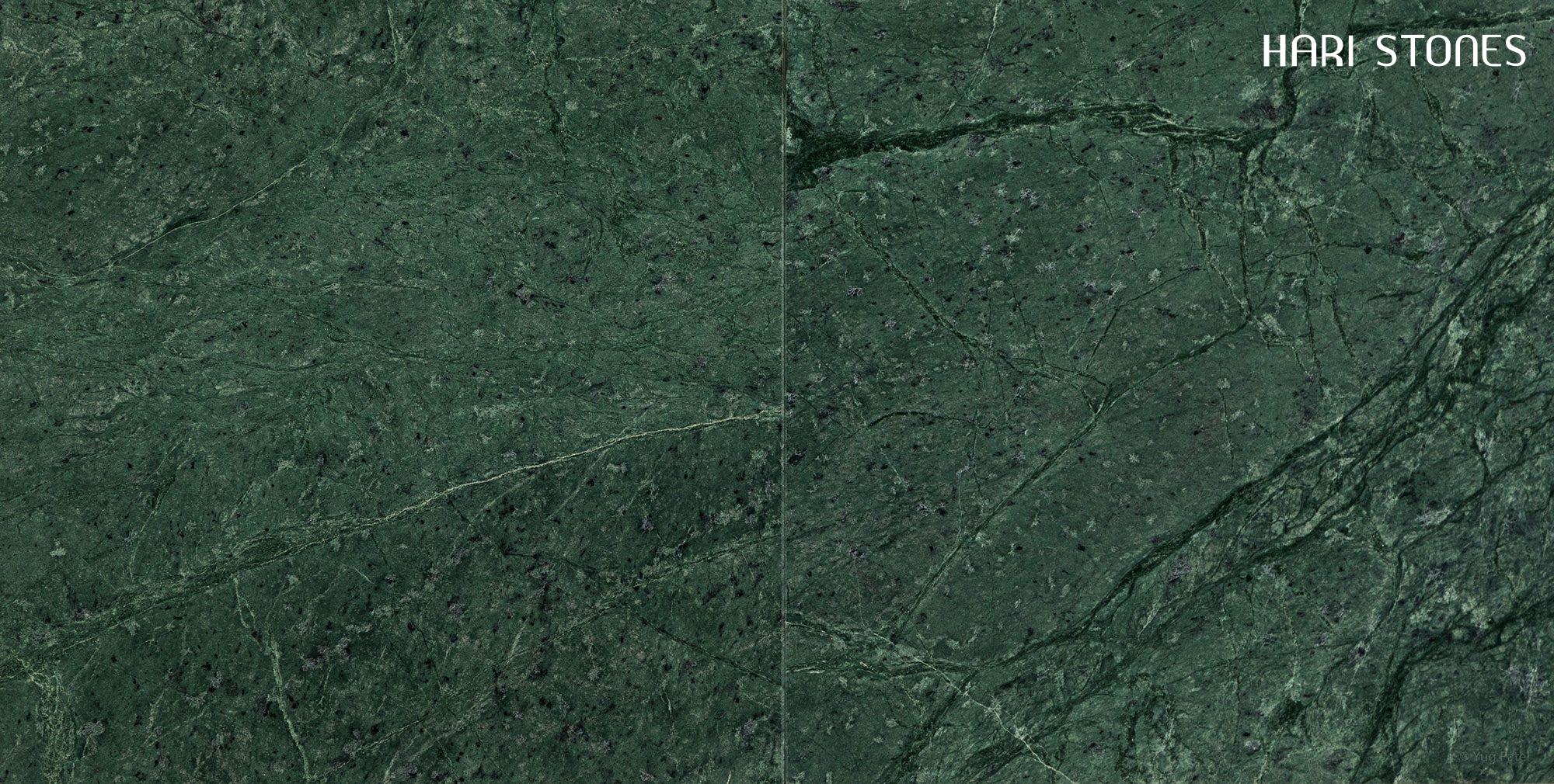Marble Medium Green