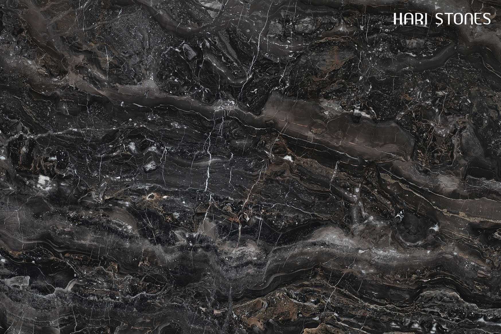 Arabescato Orobico Dark Marble Slabs Distributors