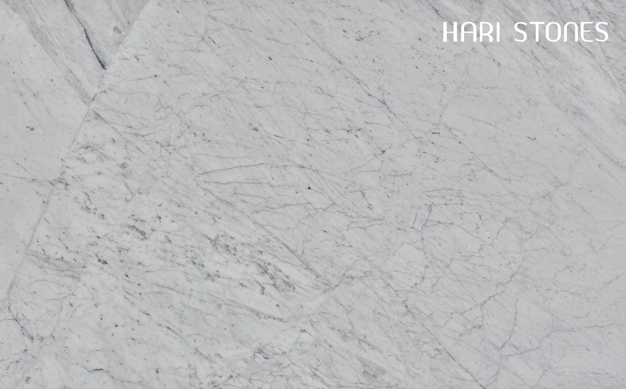 Bianco Carrara Honed Marble Slabs Suppliers