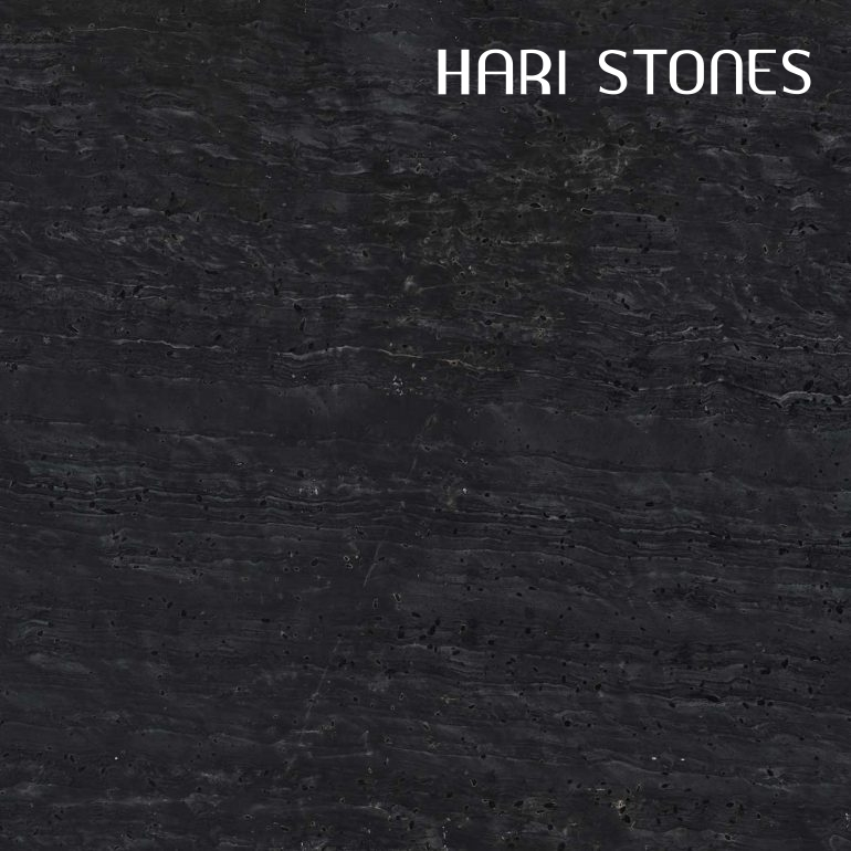 Black Meteorite Leather Granite Slabs Distributors