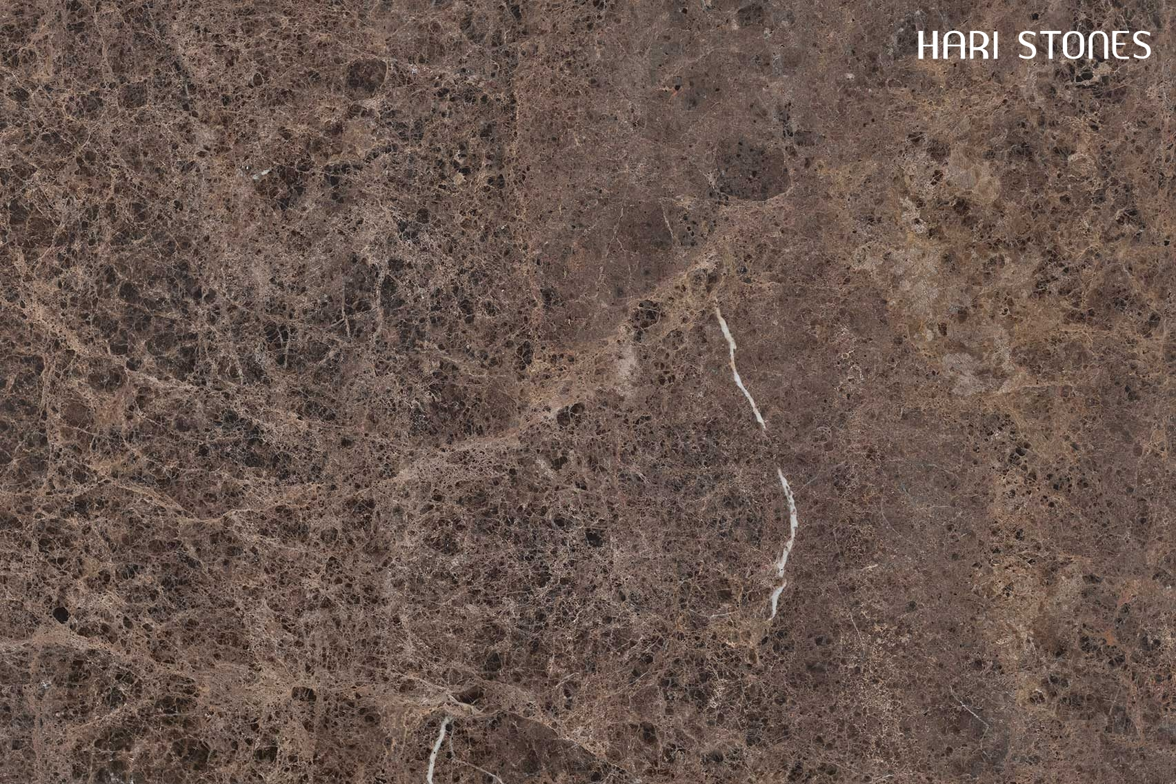 Emperador Dark Brushed Slabs Distributors
