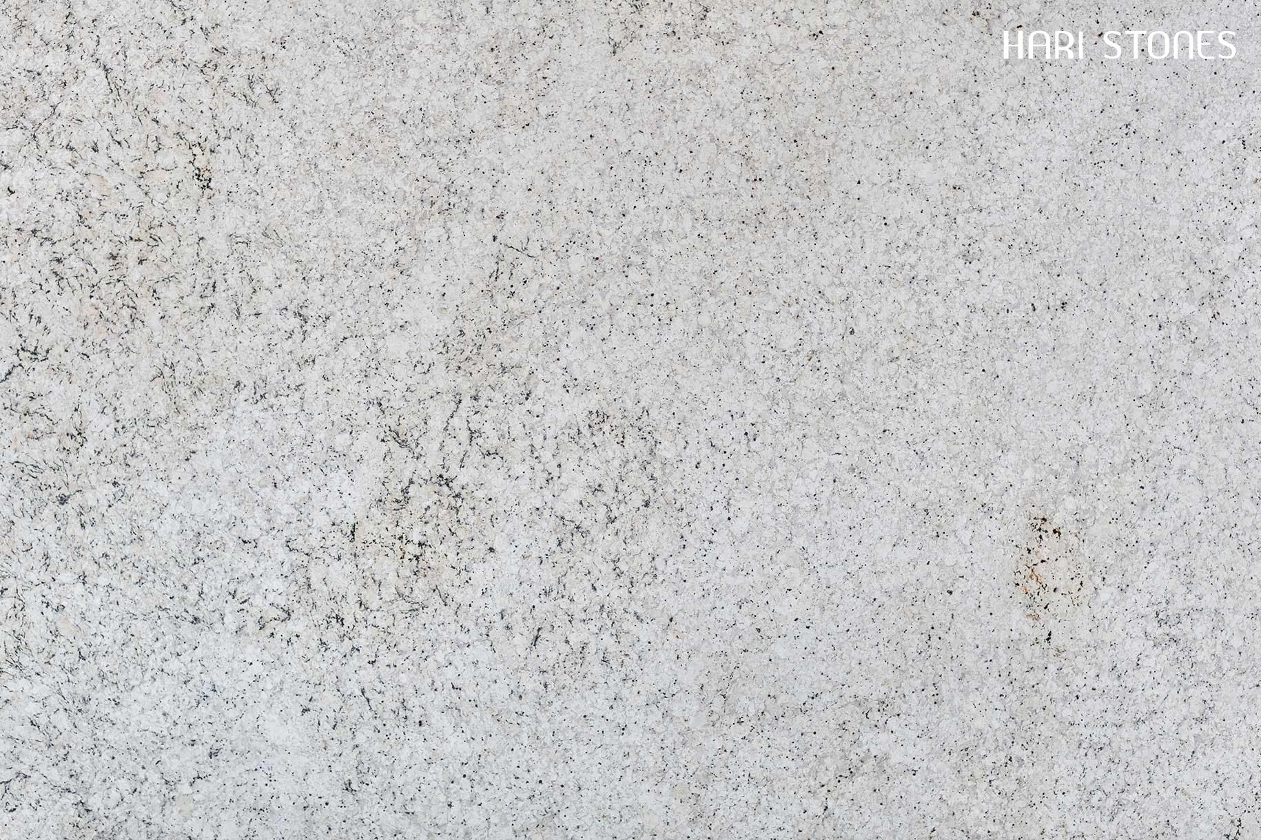 Fantastic White Granite Slabs Vancouver