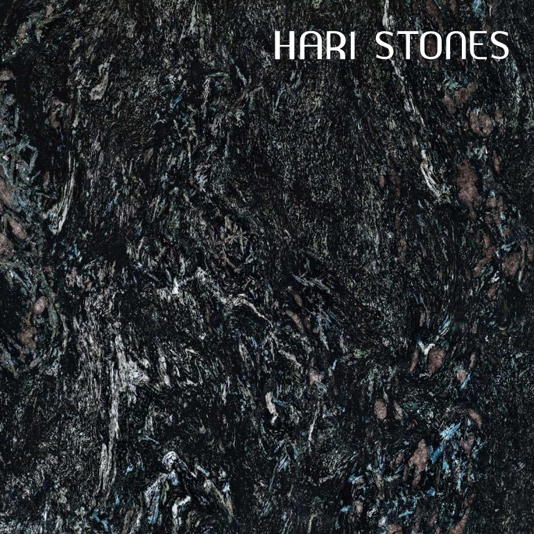 Mari Blue Granite Slabs Distributors