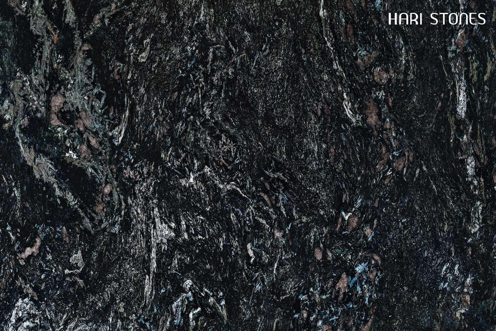 Mari Blue Granite Slabs Distributors