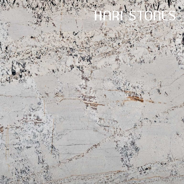 White Persa Granite Slabs Distributors