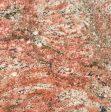 Granite Simba Red Slab Supplier