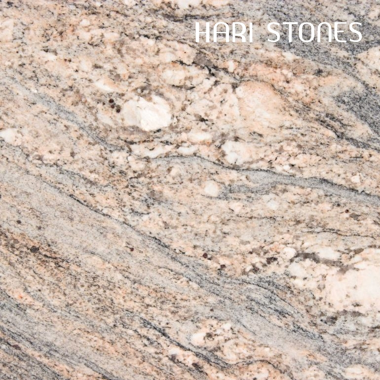 Canela Bouqet Granite Slabs Suppliers