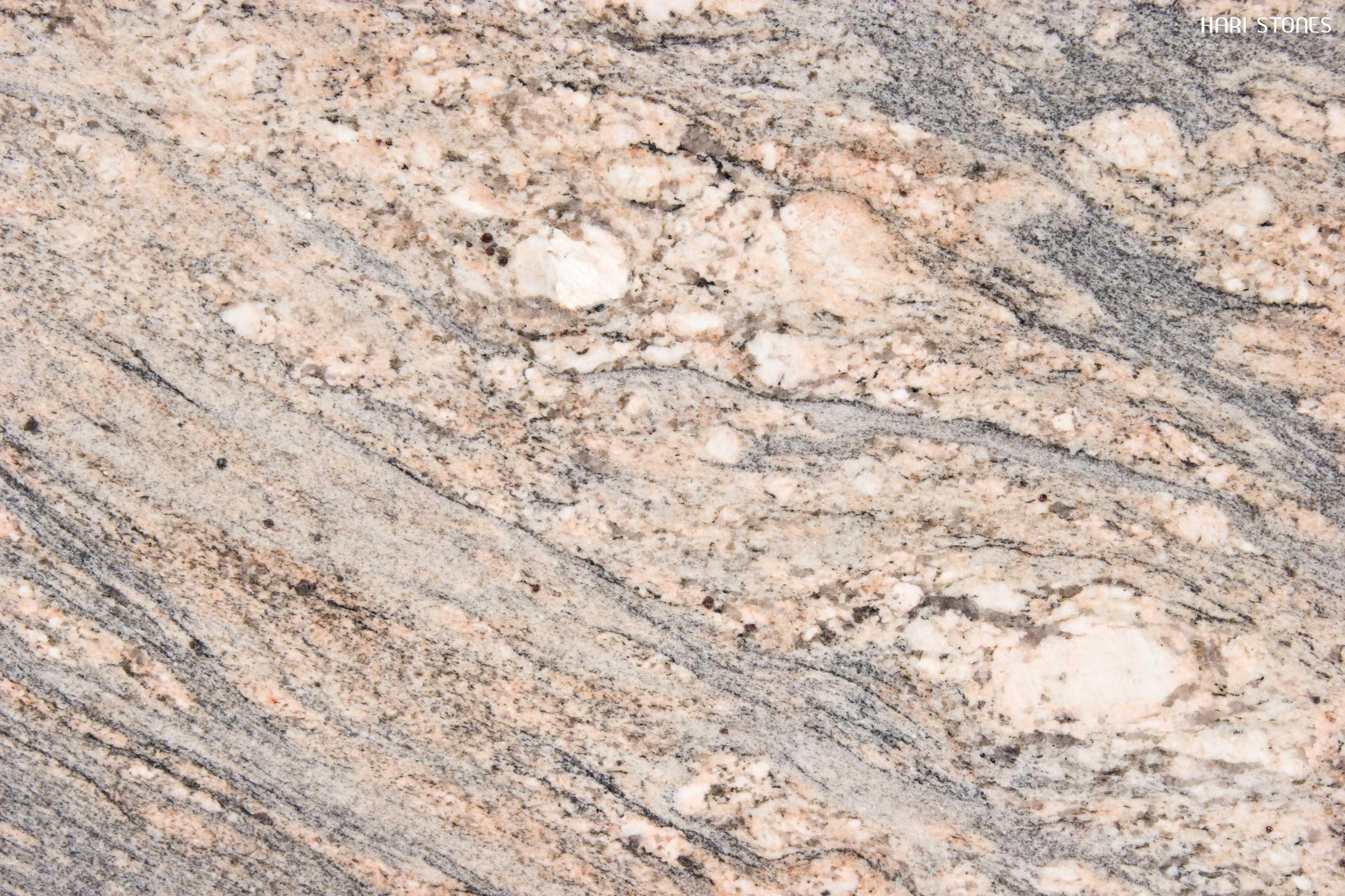 Canela Bouqet Granite Slabs Suppliers