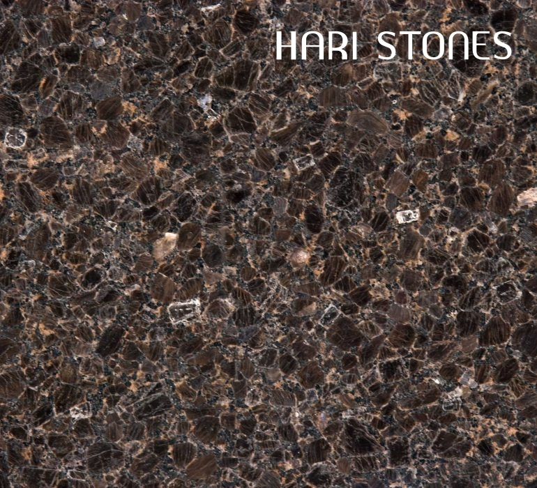 Imperial Brown Granite Slabs