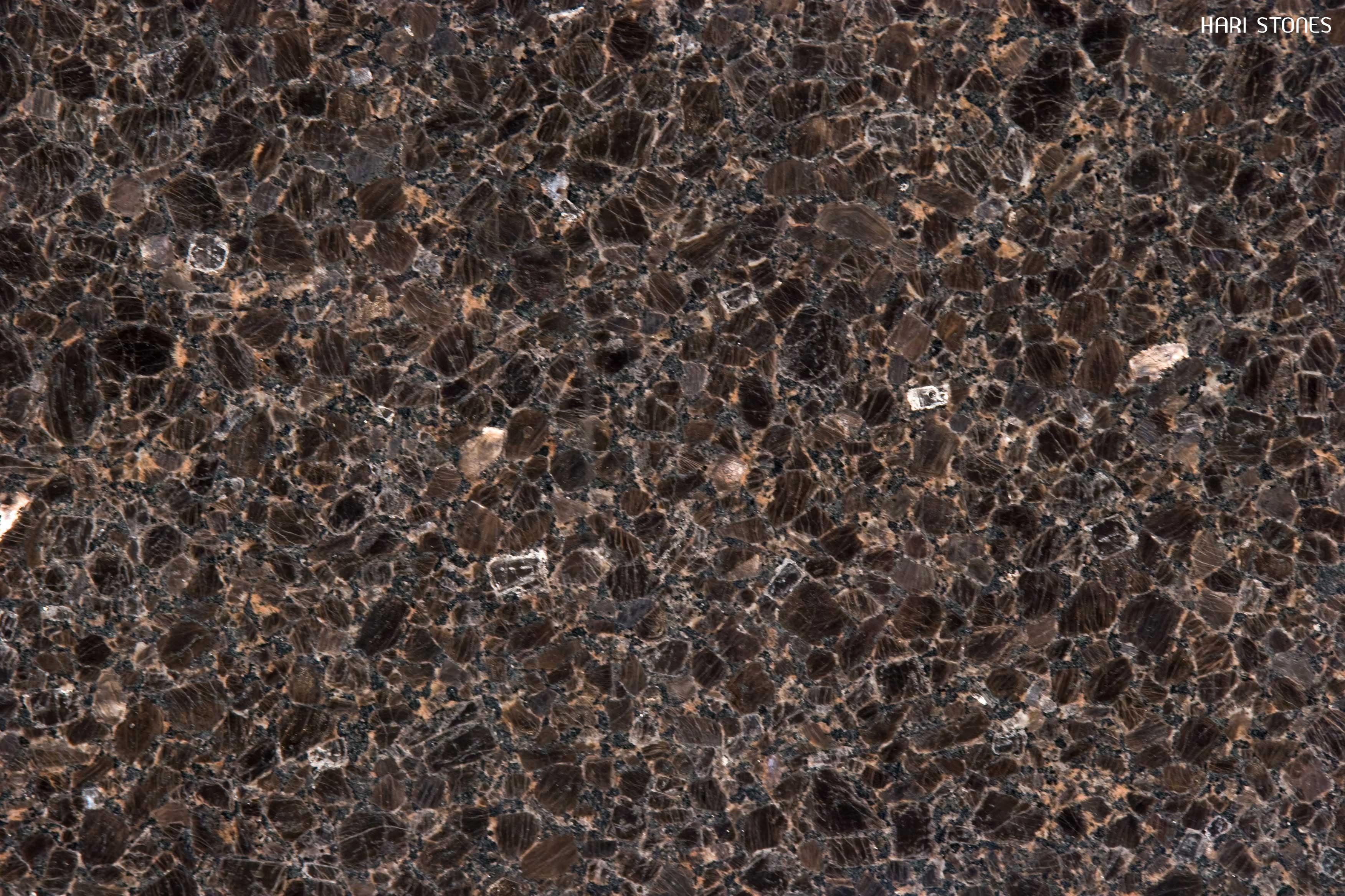 Imperial Brown Granite Slabs