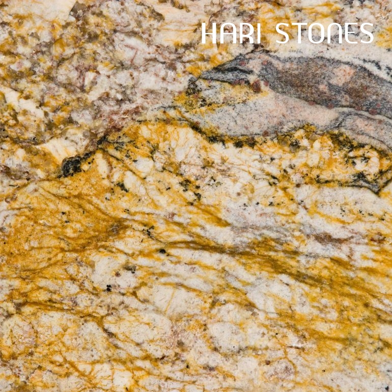Golden Beach Granite Slabs Suppliers