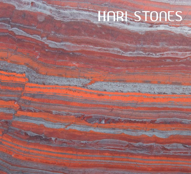 Iron Red Slabs Distributors