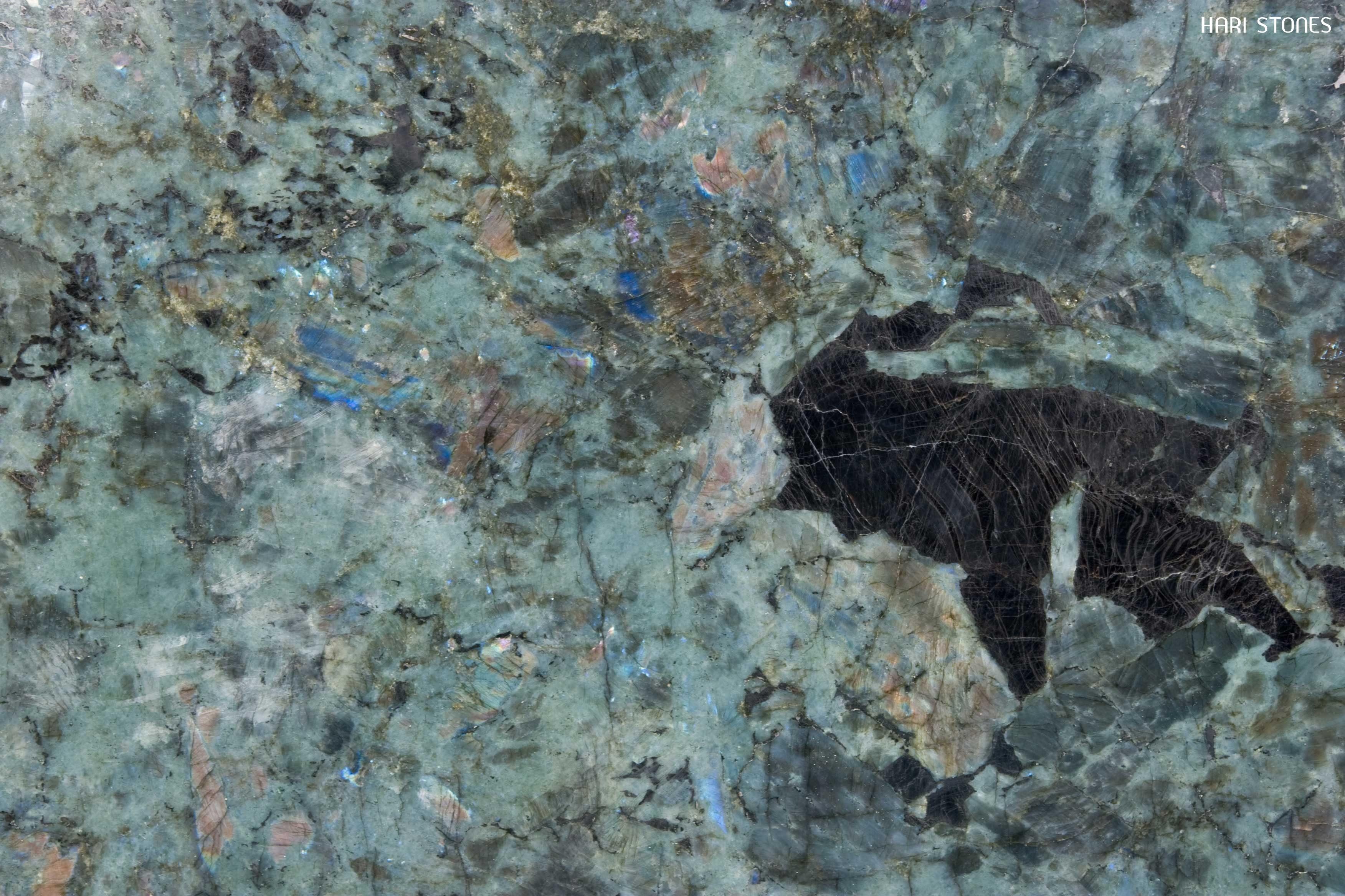 Labradorite Blue Australe