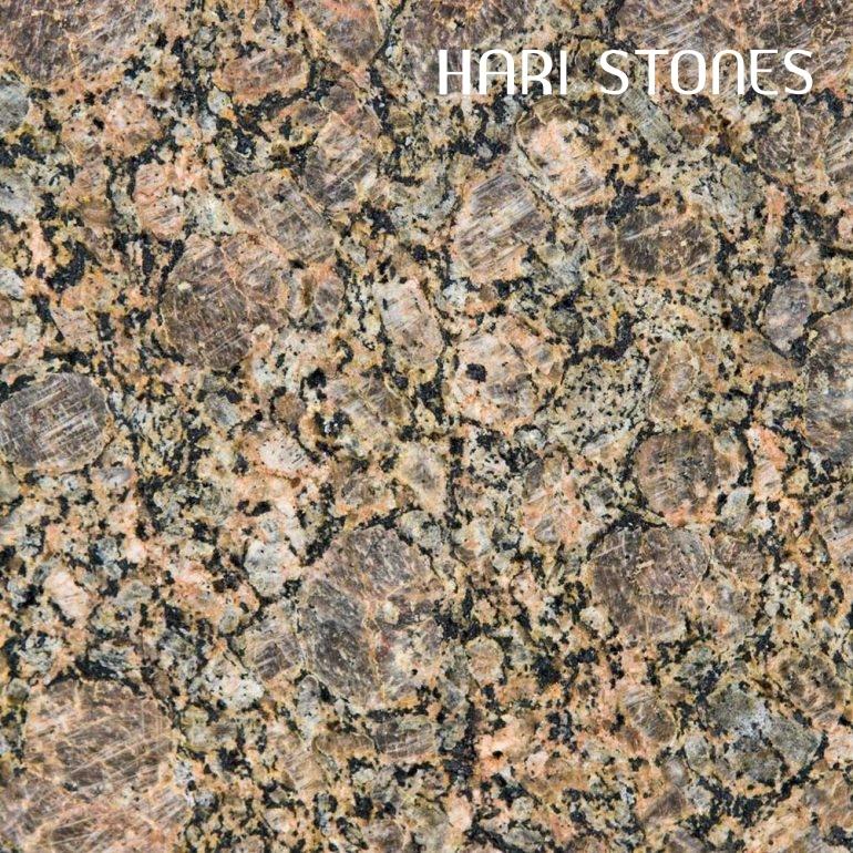 Sucury Brown Granite Slabs Suppliers