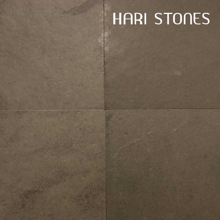 Brazilian Black Slate Tiles Distributor