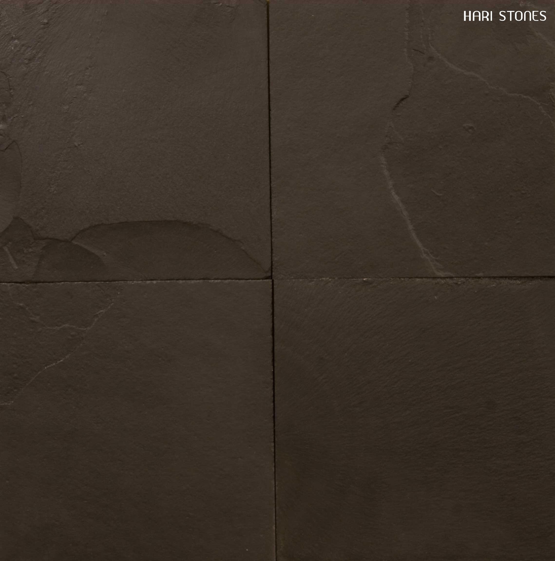 China Black Slate Tiles Distributor