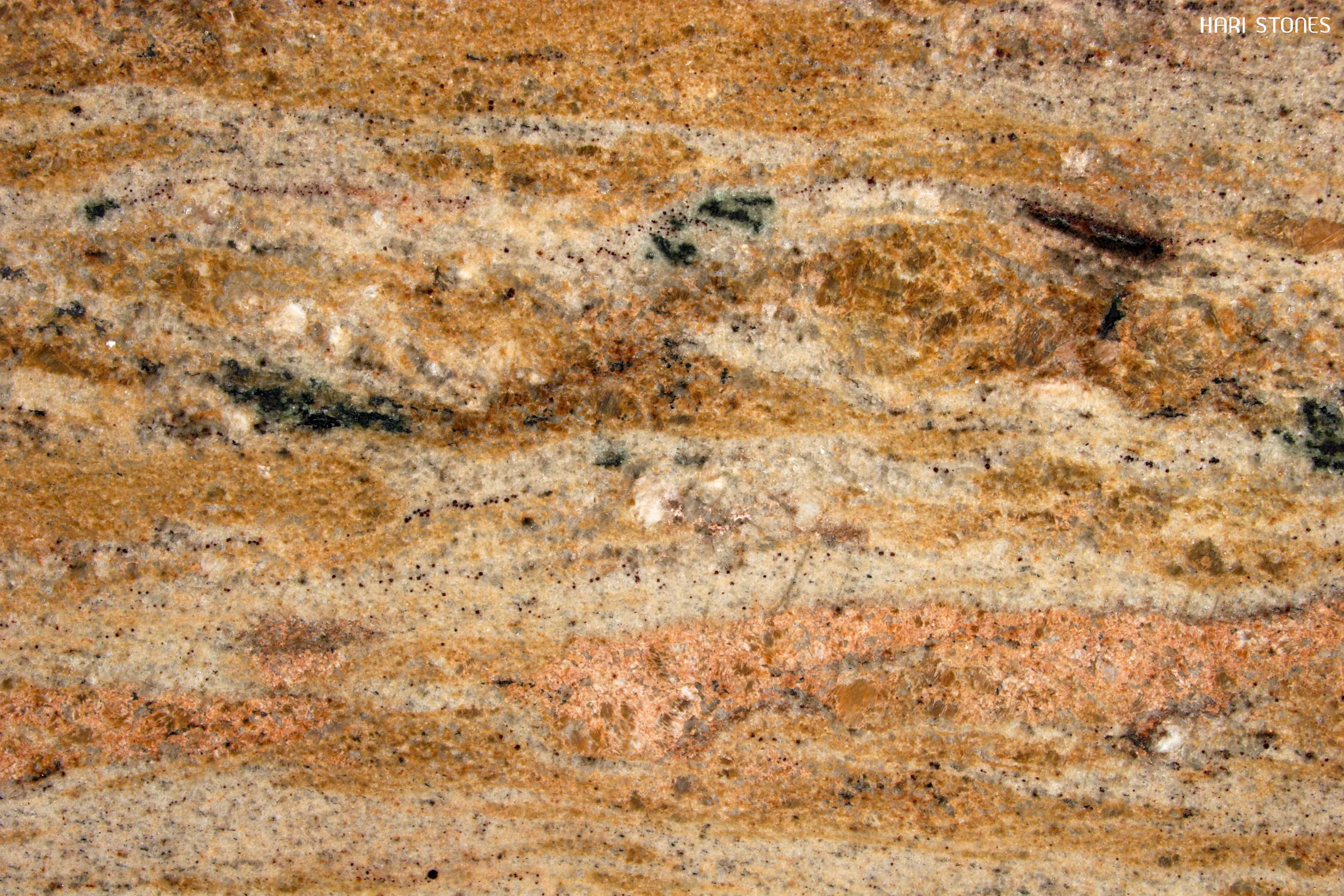 Golden Rock Granite Slabs Suppliers
