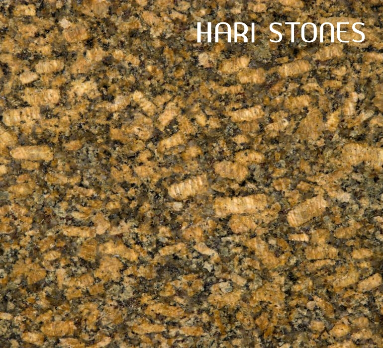 Amarillo Boreal Granite Slabs on Special Order