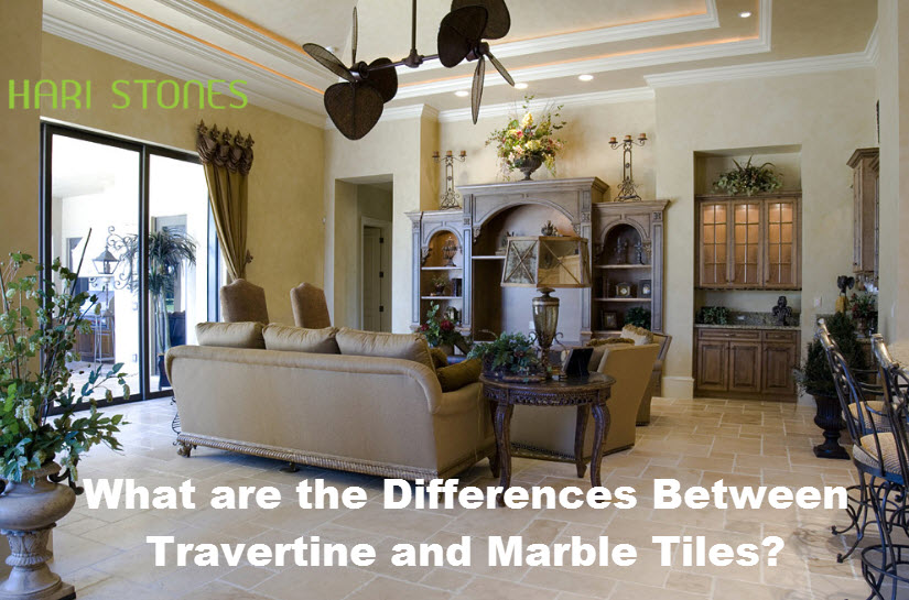 Travertine and Marble Tiles