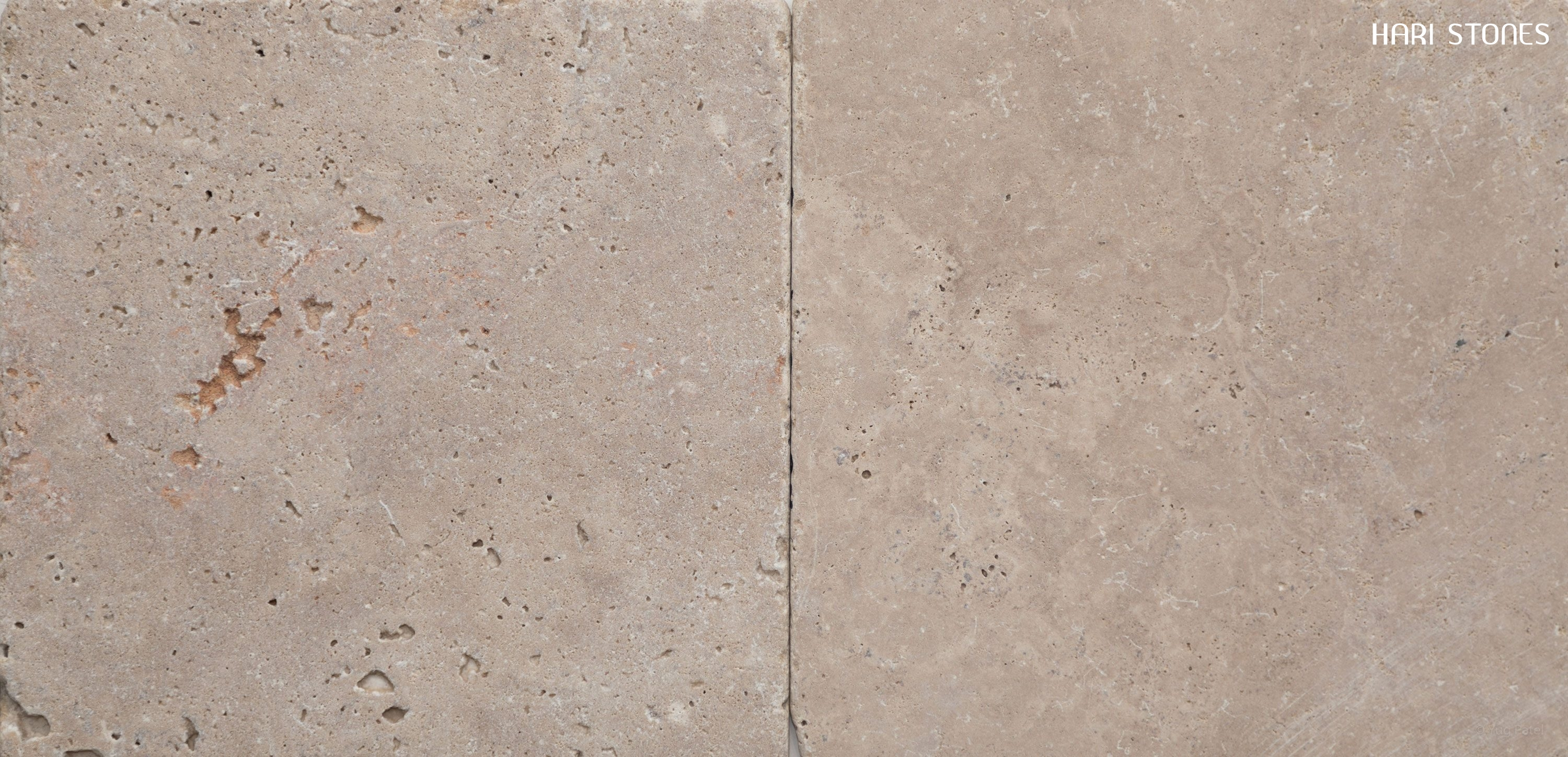 Travertine Noche Tumbled