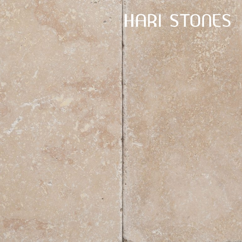 Tumble Chiaro Filled Travertine Tiles Distributors