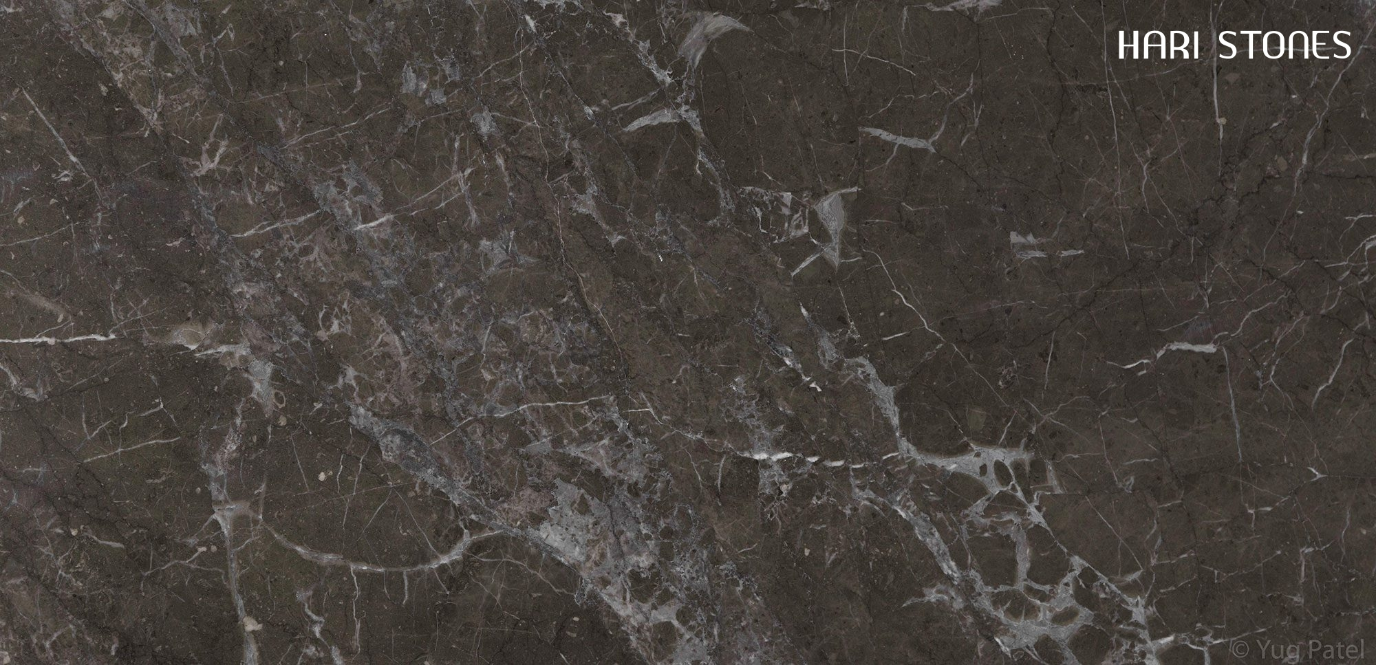 Marble Dark Olive Polished Marble Tiles