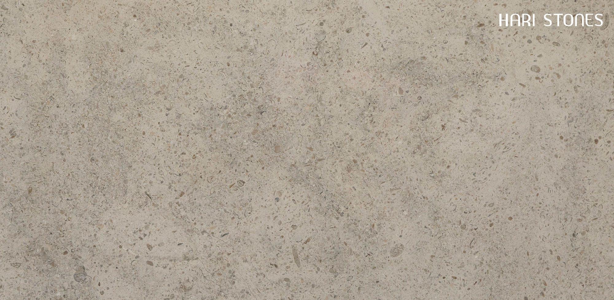 Limestone Gascogne Blue Polished