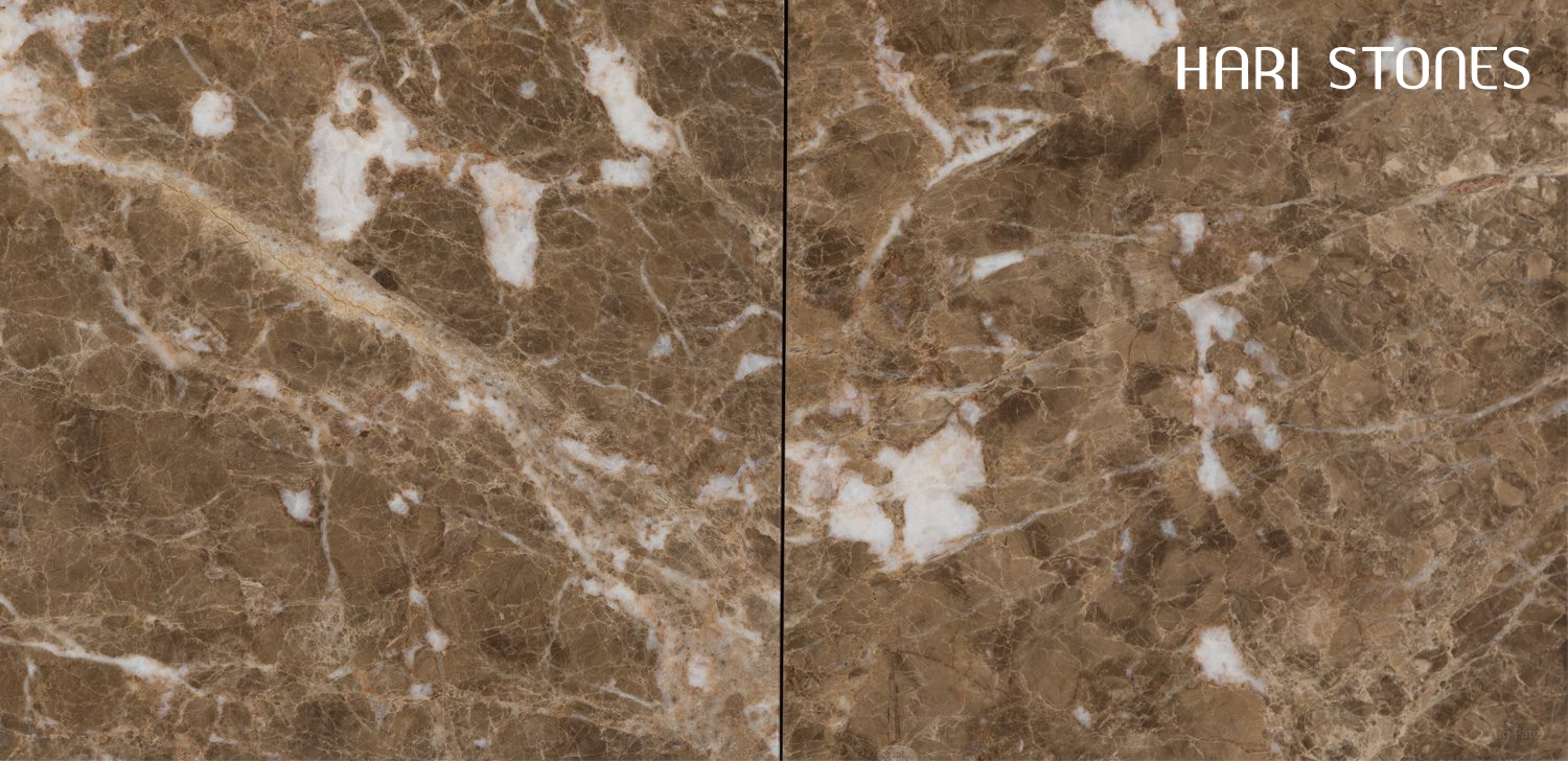 Marble Emperador Light 12x12