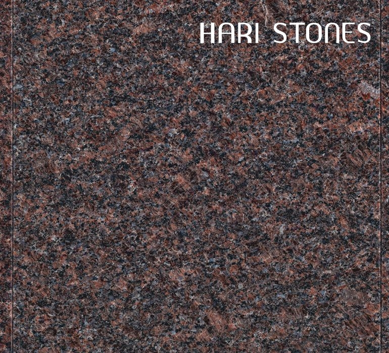 Dakota Mahogany Granite Tiles Suppliers