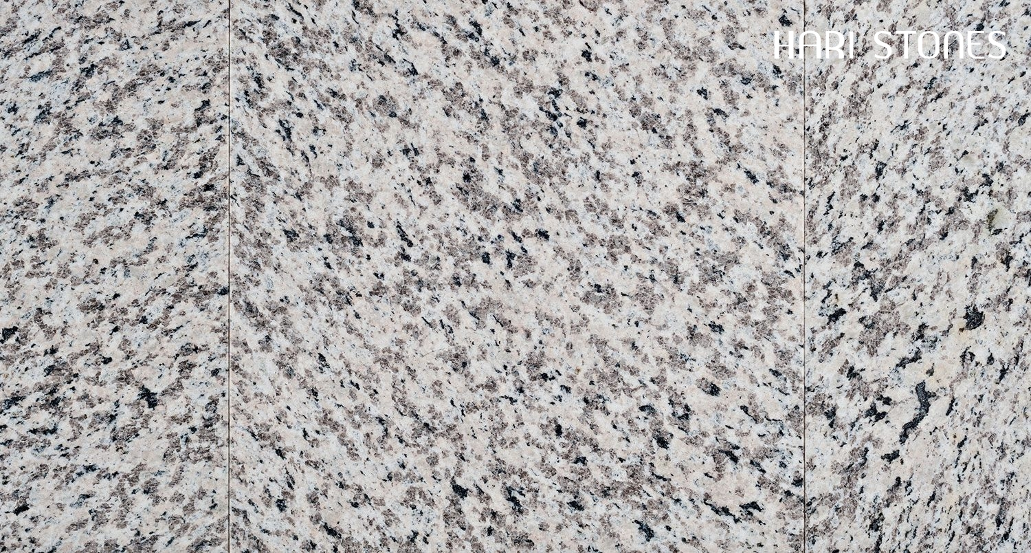 Luna Pearl Granite Tiles Suppliers and Distributors