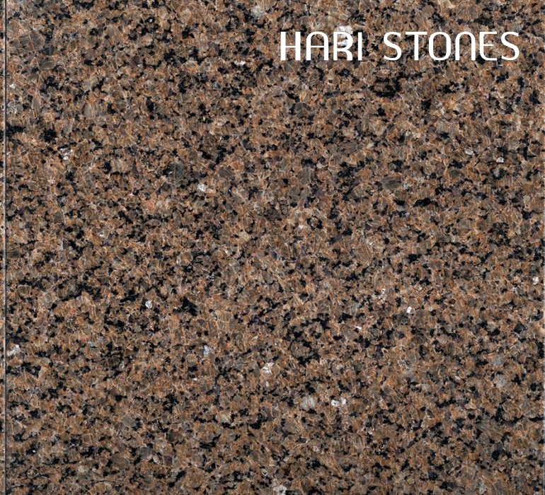 Tropical Brown Granite Tiles Suppliers