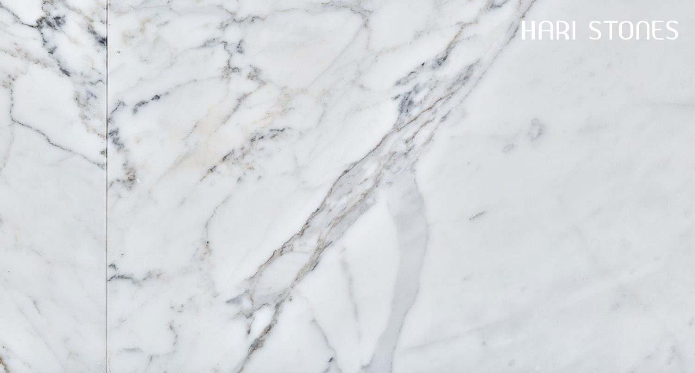 Bianco Statuario Honed Tiles Distributors