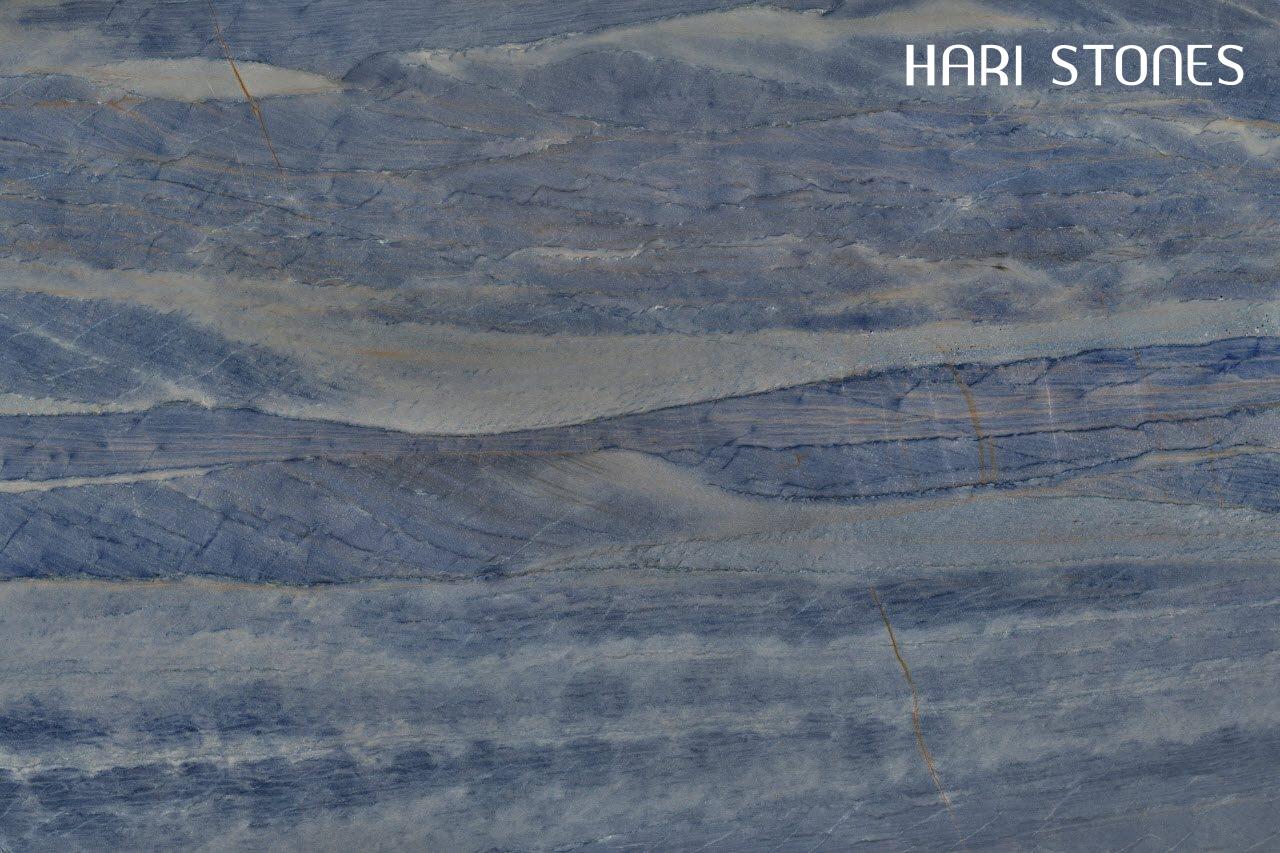 Quartzite Azul Macaubas Slabs