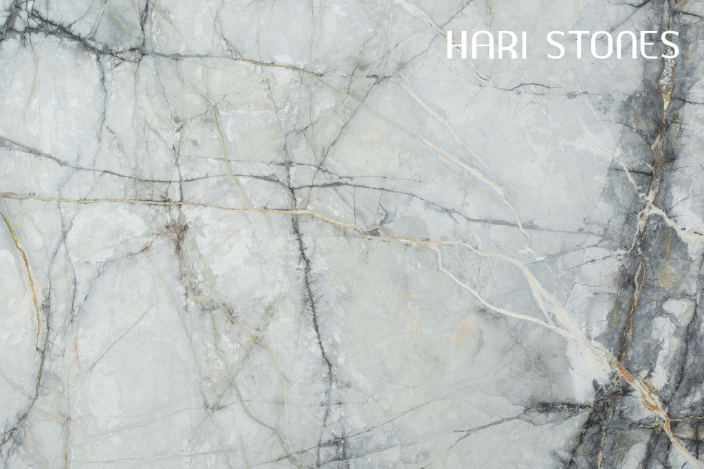 Invisible White Marble Slabs Suppliers