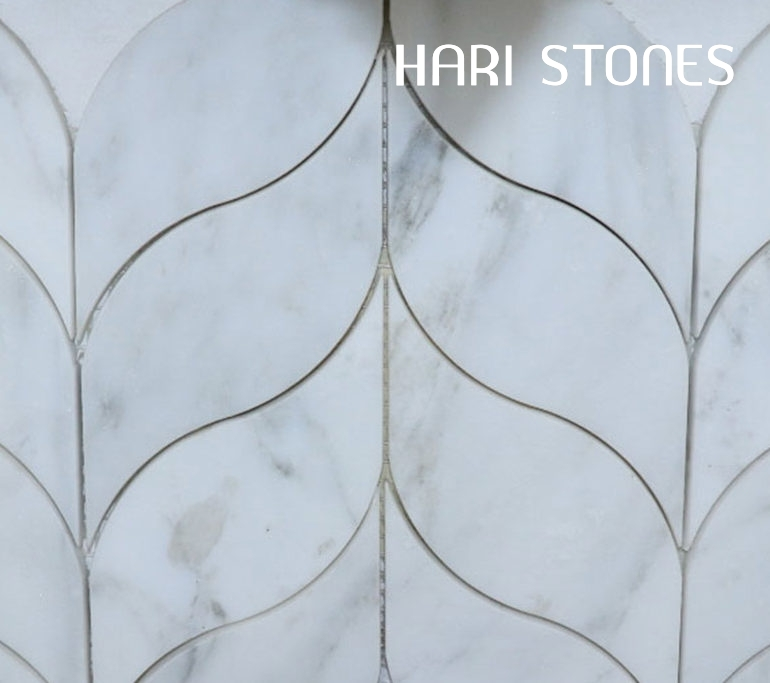 Marble Statuario Mosaic Supplier