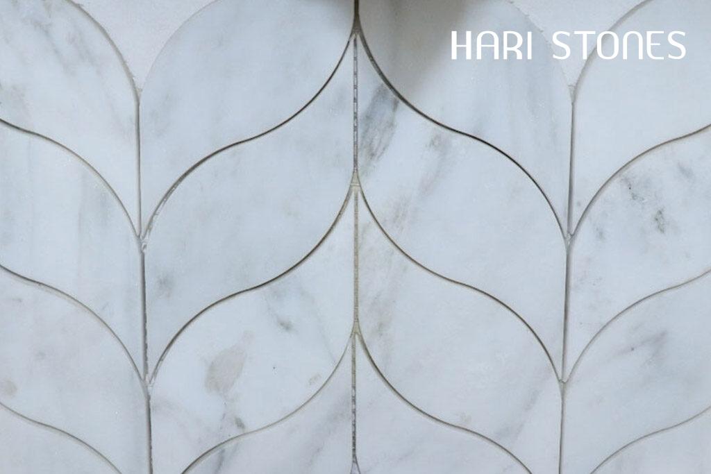 Statuario M13 Marble Mosaic Suppliers