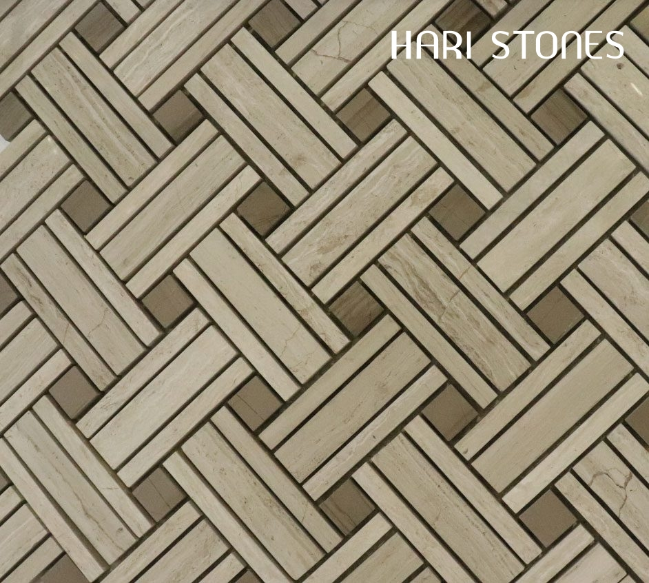 Antique with Athens Grey M32 Stone Mosaic Suppliers