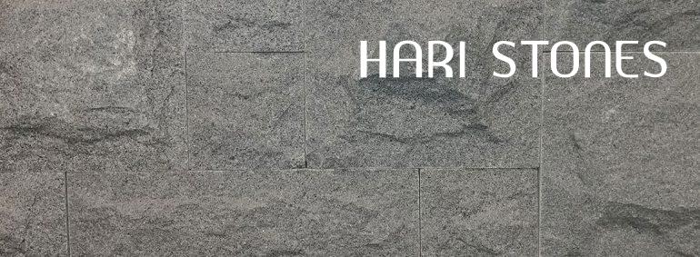 Mushroom - Stone Padang Black Cladding and Tiles