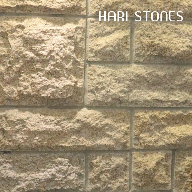 Mushroom - Stone Sunset Gold Cladding and Tiles