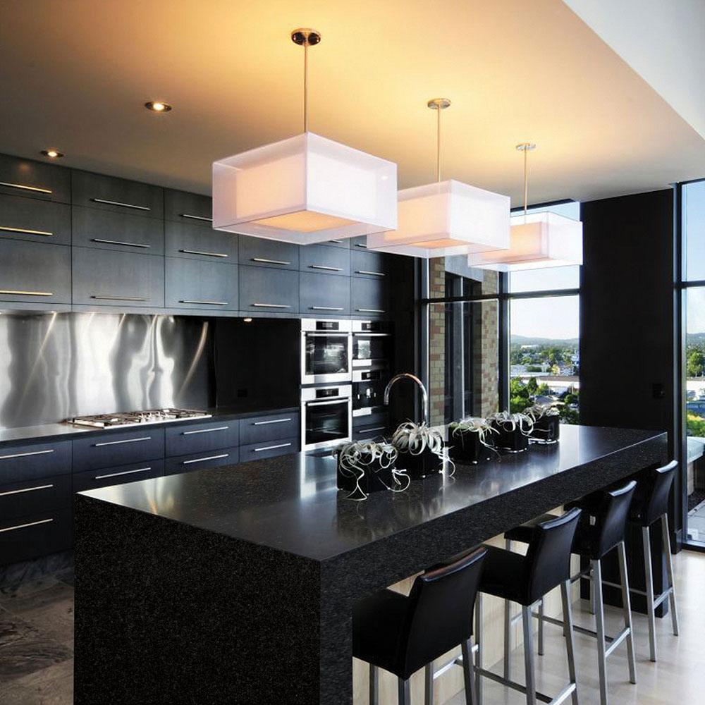 Aracruz Black Granite Kitchen