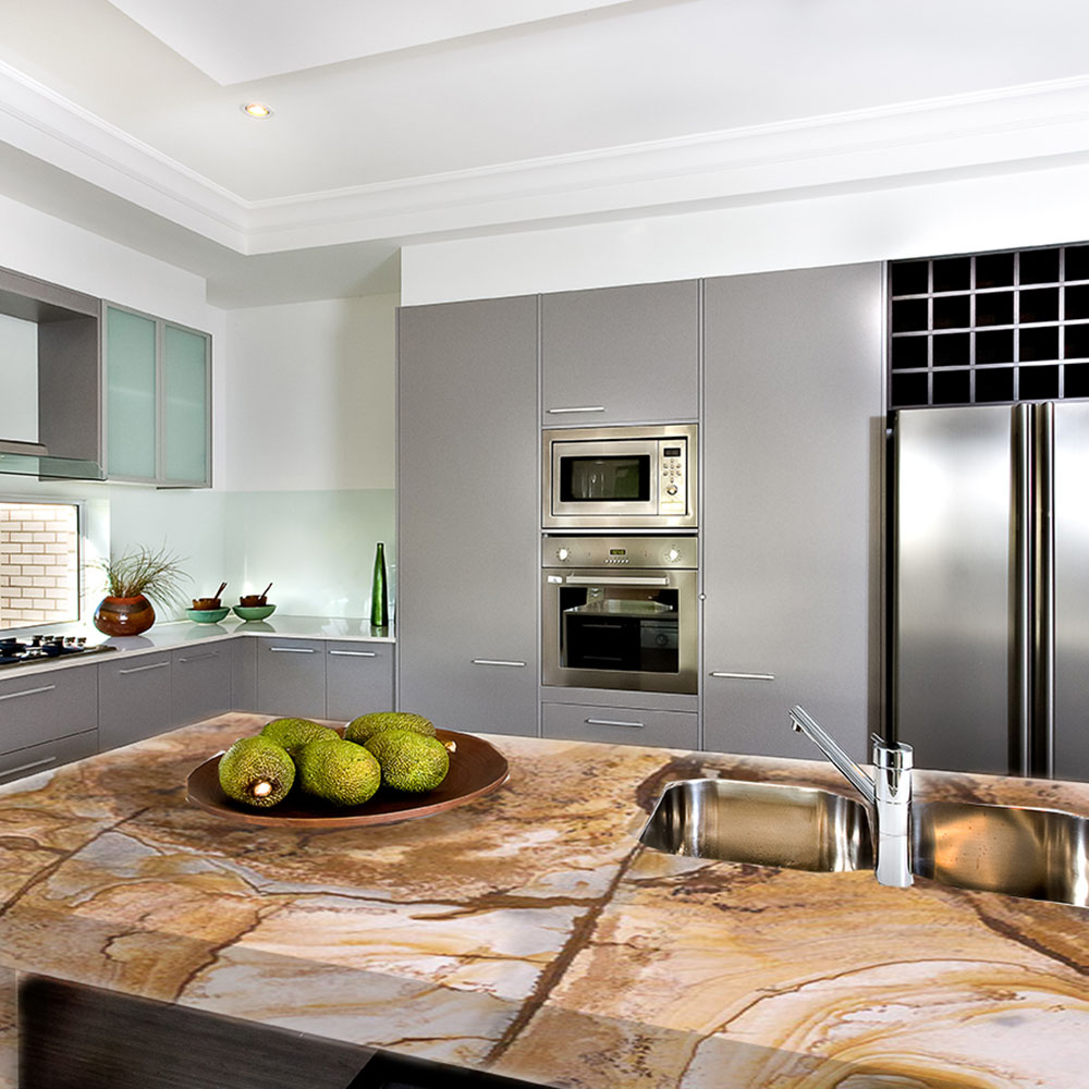 Palomino Granite Countertop