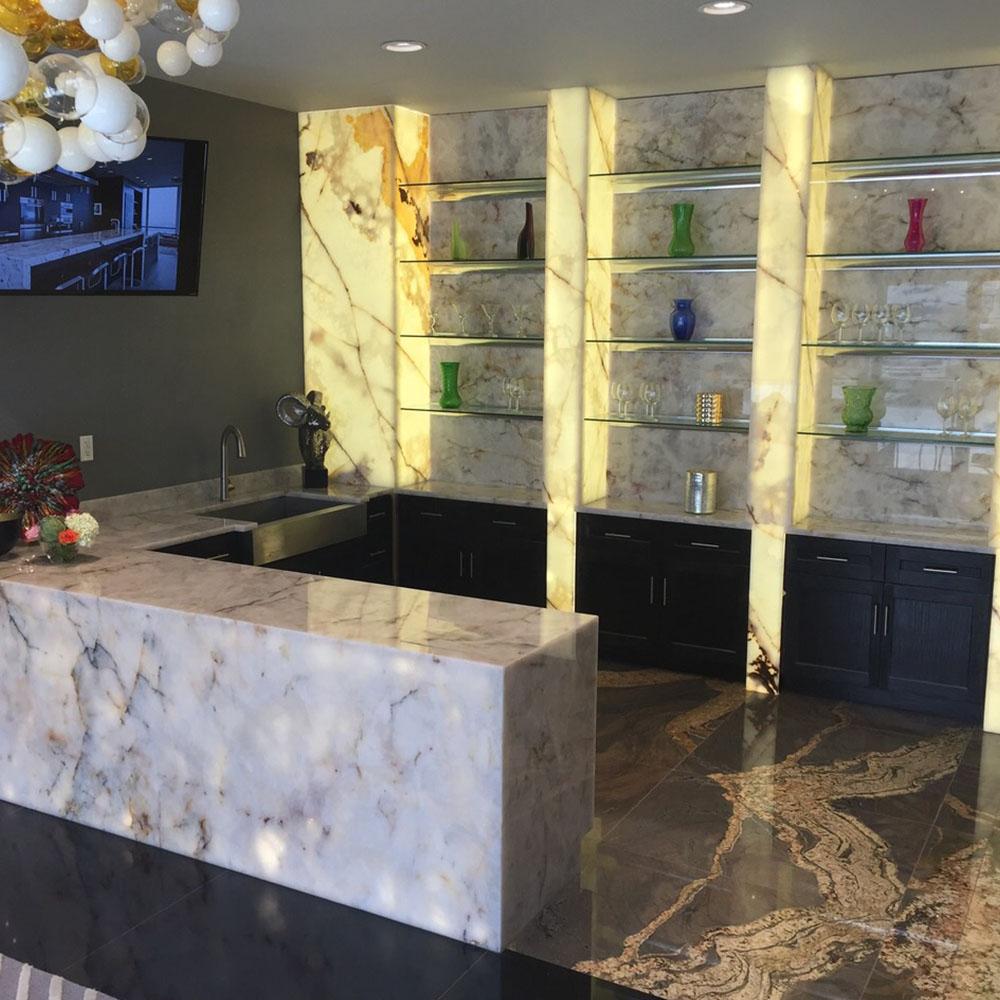 Muscovita Quartzite Bar