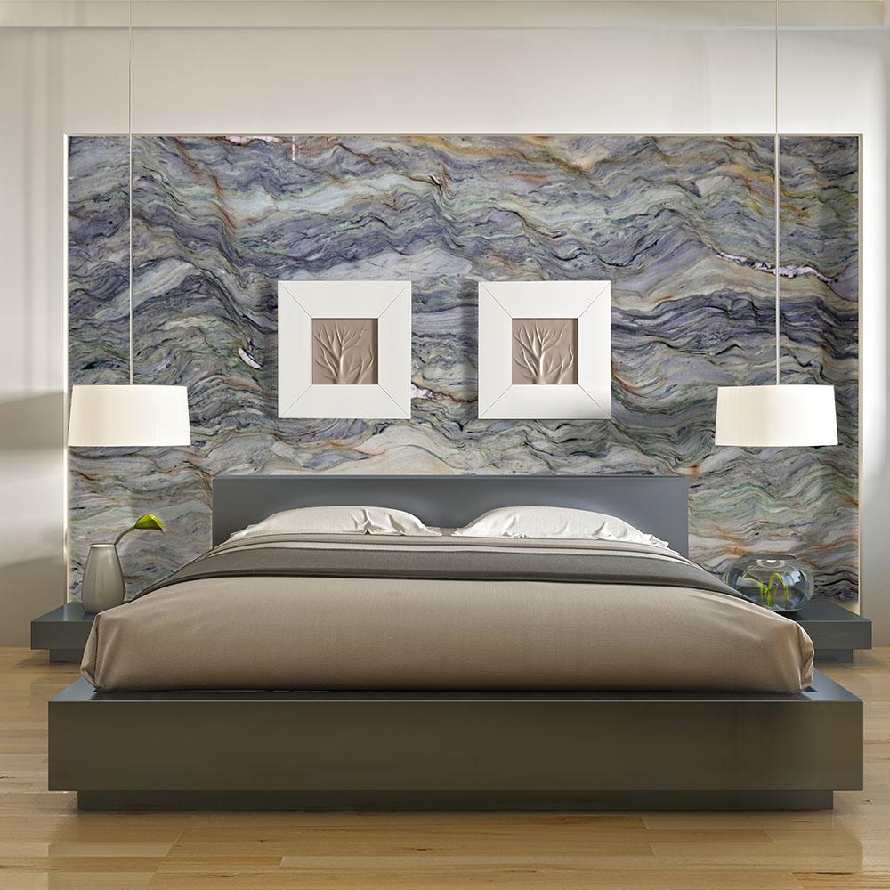 Fusion Quarto Quartzite Wall