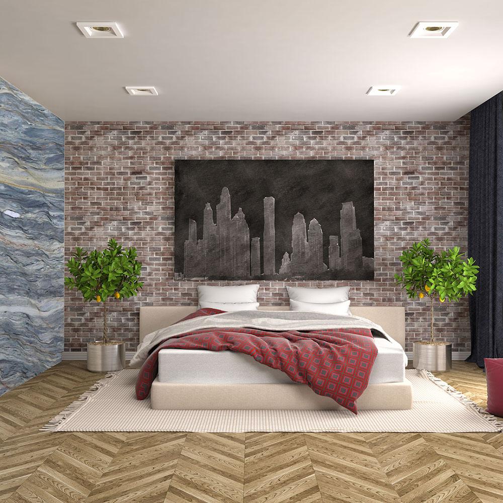 Fusion Quartzite Wall