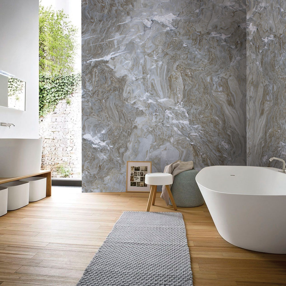 Saint Tropez Quartzite Wall