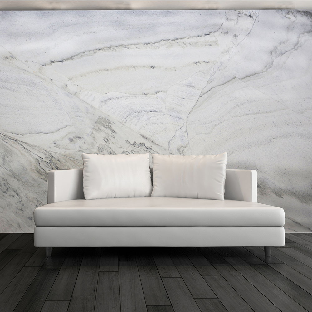 Sea Pearl Quartzite Wall