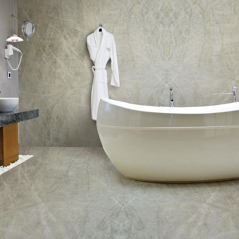 Vitoria Falls Quartzite Bathroom