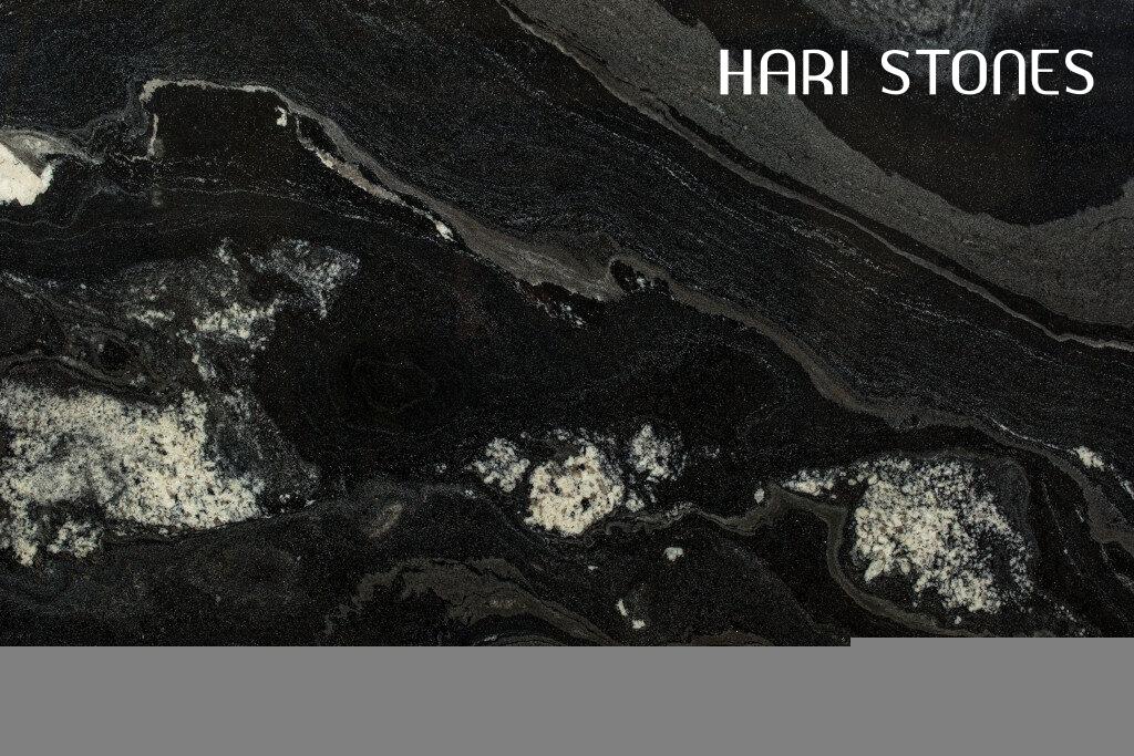 Amazon Black Granite Slabs Distributors